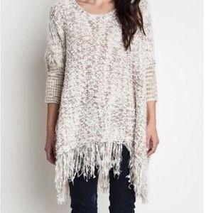 Umgee Chunky Oversized Sweater